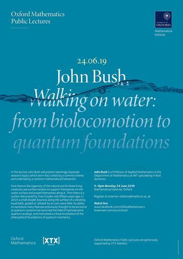 bush maths talk