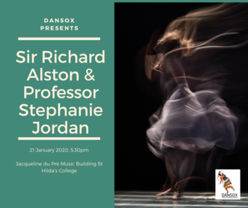 dansox sir richard alston and professor stephanie jordan