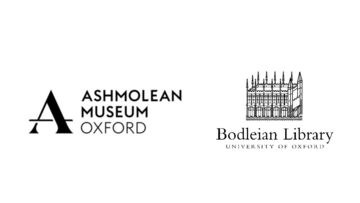 logos of Ashmolean and Bodleian Libraries