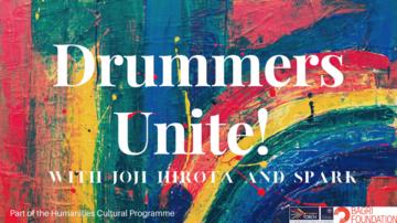 drummers unite