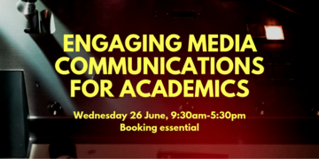 engaging media communications for academics june