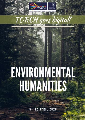 environmental humanities poster