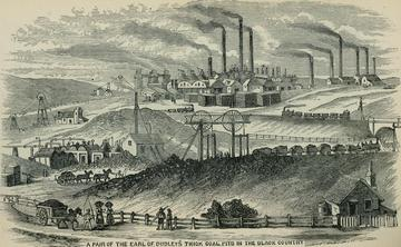 The industrial revolution is often considered the starting point for mankind's deviation towards destruction – but the roots go far deeper. Samuel Griffiths/Wikipedia