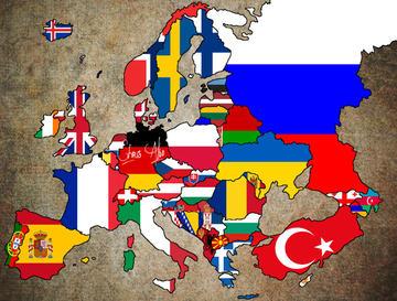 forgotten europe