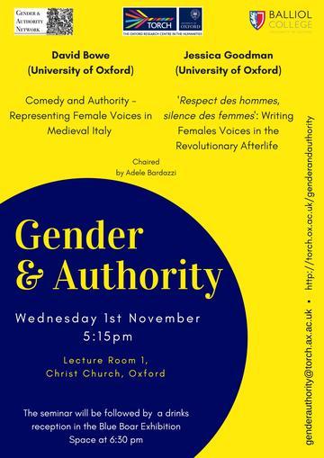 gender authority