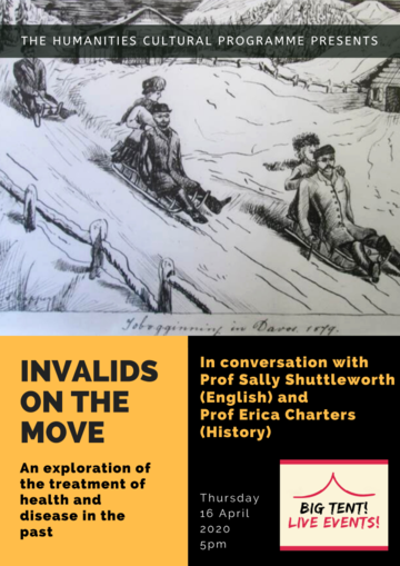 new invalids on the move poster