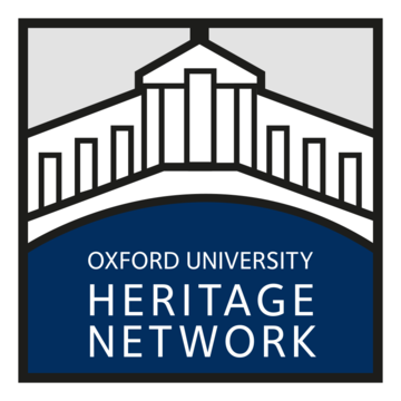 Oxford university heritage network logo