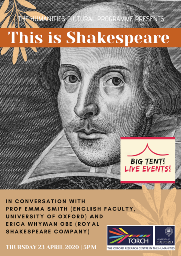 this is shakespeare poster