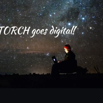 banner for torch goes digital slideshow
