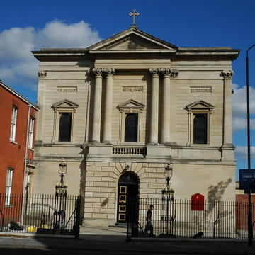 Image of St Georges Roman Catholic Church Worcester