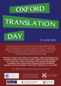 oxford translation day