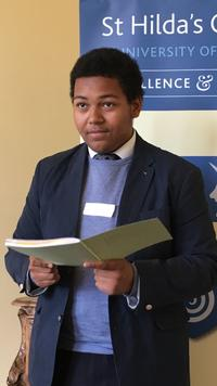 under 18 first prize winner isaiah robinson lewis