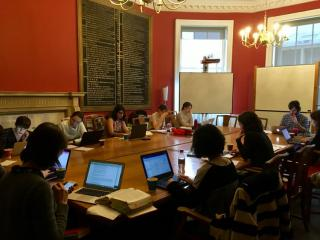 academic writing group