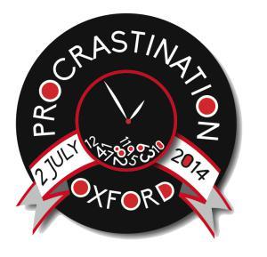 procrastination badge